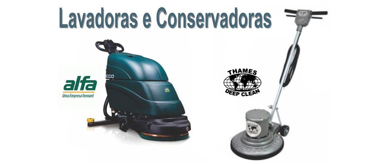 Lavadoras e Conservadoras