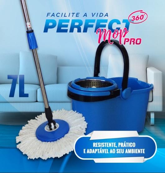 Novo Perfect Mop Pro 360º