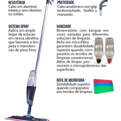 spray mop – bralimpia