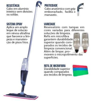 spray mop – bralimpia